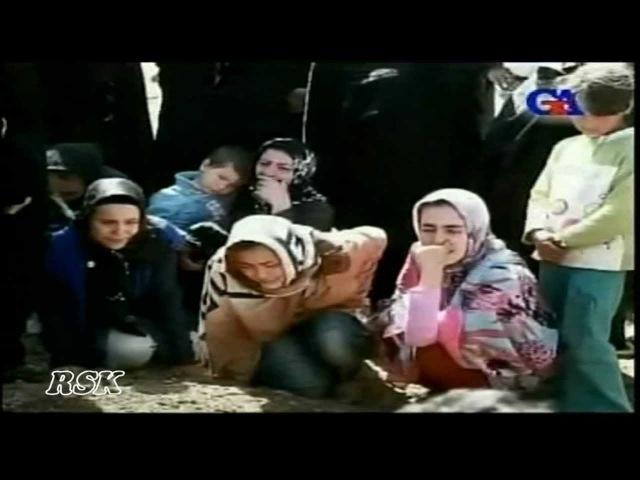 İranda Zelzeleden Heyatini İtirmish ve Zerer Cekenlere Hesr Olunub