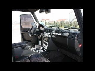 Mercedes-Benz G55 BRABUS 10-BB-011