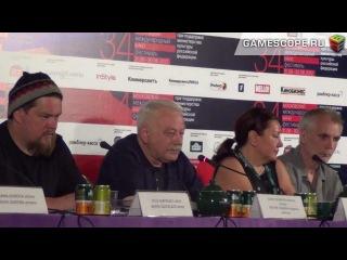 Пресс-конференция Гольфстрим под Айсбергом (Press Conference)