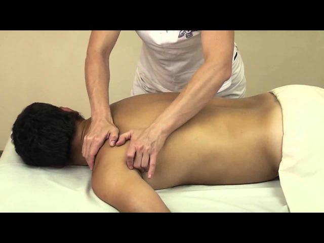 Massage School of Elena Zemskova middle back 4 5 AVI