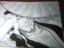 Drawing kyoraku Shunsui
