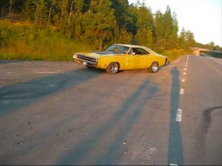 Dodge Charger R/T 440 BB 4 Speed Manual