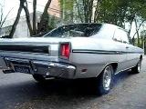 Dodge Charger RT (1976) - звук двигателя