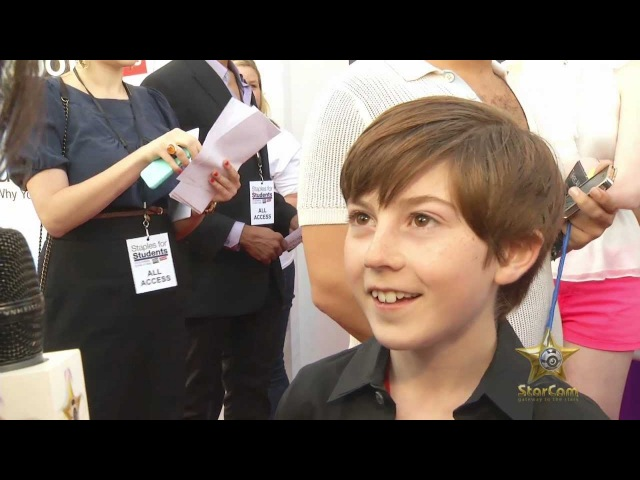 Mason Cook on Playing Eddie Munster in