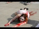 Zombies Gunned Down In Columbus, Ohio By S.W.A.T. Team