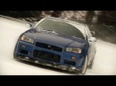Nissan Skyline R34 GT-R V-Spec Snow Drift