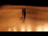 UK Open 2013 - Ferdinando and Yulia Rumba Solo