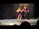 1st Limburg Bachata Zouk Kizomba Festival Saturday Riccardo & Edyta (Universo Salsero Dance Company)