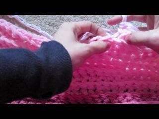 Вязание пальцами: объемные работы. Очень красиво!