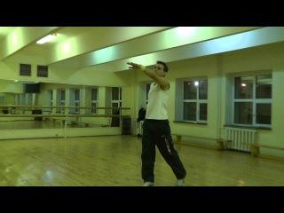 ЮРИС - танец Hip-Hop LA Style 07.03.2012 (Соло)
