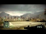 Battlefield Bad Company 2 - Conquest on Heavy Metal (Russians) Part 12