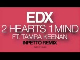 EDX feat. Tamra Keenan - 2 Hearts 1 Mind (Inpetto Remix)