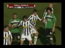 Michael Odibe - Siena Vs Juventus March
