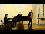A. Desenclos - Prelude, Cadence et Finale - Nikita ZIMIN, Andrey YAROSHINSKY