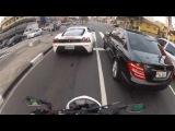 HORNET BRANCA KLE621- Homenagem ao TIOZÃO Kleber Atalla - Moto Filmador 2012