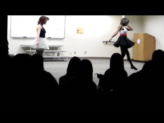 Lil Wayne ft  Bruno Mars - Mirror Dance Coreography 2012 MCHS Talent Show