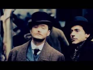 Holmes/Watson | are you happy?