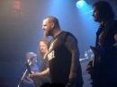 """Exodus, """"Don't Make No Promises"""", Montreal, Foufounes Electriques, 25 aout 2010."""