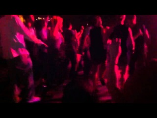 Darren Criss dancing at the Esther Earl Ball