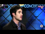 Interview: Darren Criss & Ashley Fink - Glee - The 3D Concert Movie