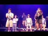 Not Alone - Darren Criss & Jaime Lyn Beatty at NYC Apocalyptour