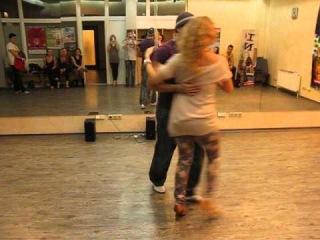 Oleg Sokolov & Natalie Karnaukh - NY lesson 25.03.2013