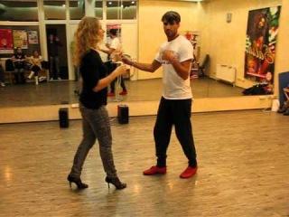 Oleg Sokolov & Natalie Karnaukh - LA lesson 21.11.2012