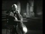 Pablo Casals plays BACH - Suite no 1 for Cello - part 2