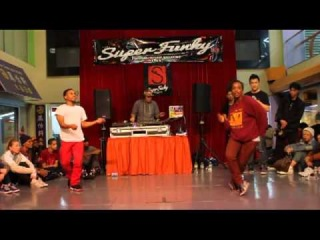 SUPER FUNKY 2012 | HIP HOP FINAL | NENE VS LIL O (WIN)