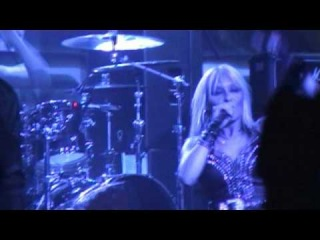 Doro - Raise Your Fist (live) (brand new song) (Moscow 01.10.2011)