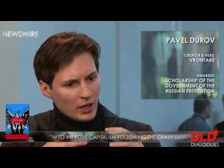 Pavel Durov - DLD Dialogues (2012)