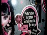 Monster High: Draculaura - Picture Day