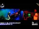 NICKY BLACKMARKET & FATMAN D - THE GODFATHERS WARM-UP - Rough Tempo LIVE! - November 2012