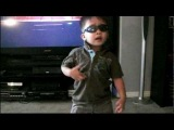 Usher - OMG feat Will.I.Am (2 year old Sean)