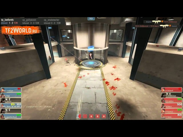 TCM Gaming vs Team Infused - ETF2L Season 12 powered by Tt eSPORTS - Playoffs (cp_badlands) 12