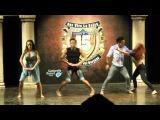 Tropical Gem Y Dominican Power - Twilight - Que viva la salsa 2012.AVI