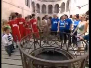 Форт Боярд. 1 игра из 15. 1/8 финала (Россия, 10 сентября 2006 года).