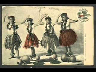 Harry Kapuni & His Royal Polynesians - Hawaiian Love Song - Ukulele Hawaii