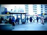 Забег нагишом по Крюковской площади
