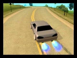 2nd Video GTA SA:MP Drift (I'm a noob at drifting)