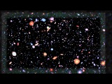 Fly Through the Hubble eXtreme Deep Field