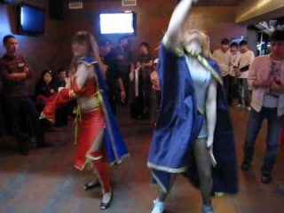 OSPL Spring 2009 : Dance with Rylai and Lina =)