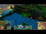 Epic Ashe Arrow unexpected kill - League of Legends