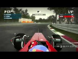 Открываем сезон «Формулы-1»: F1 2012 на Gmbox.ru