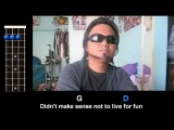 All Star - Smash Mouth (Ukulele Play-Along!)