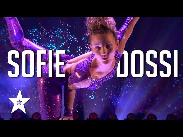 Sofie Dossi Auditions Performances Americas Got Talent 2016 Finalist