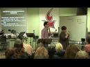 Мастер класс о пророческом поклонении Терри Терри Молитвенный зал IHOP Moscow