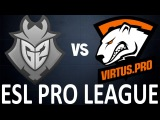 G2 vs Virtus.pro G2A - Highlights - ESL Pro League Season 5 - Inferno