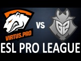 Virtus.pro G2A vs G2 - Highlights - ESL Pro League Season 5 - Nuke