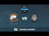 Virtus.pro G2A vs. G2  - ESL Pro League S5 - Nuke